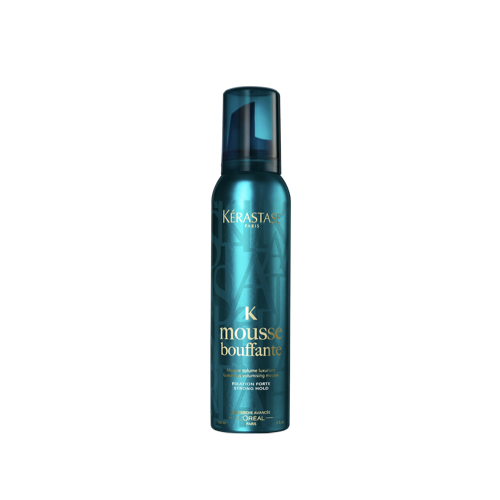 Strong Fixing Hair Mousse