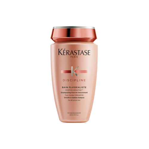 Professional Shampoo for Unruly Hair